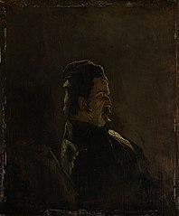 Portrait of Pieter Frederik van Os, Painter