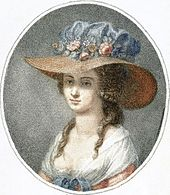 Pietro Bettelini: Nancy Storace, 1788. (Quelle: Wikimedia)