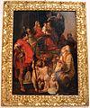 Pietro faccini, sposalizio mistico di s. caterina coi protettori di bologna, 1601 ca., da s. francesco.jpg