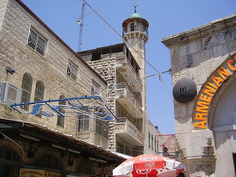 מסגד בויה דולורוזה