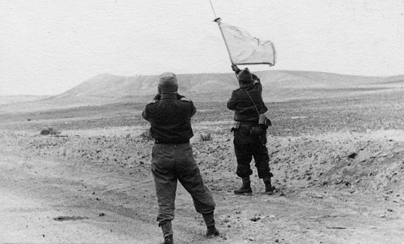 מבצע חורב - שלב המפגש בין כוחות החטיבה