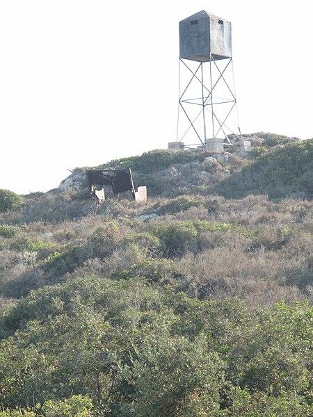 מחנה מעצר למעפילים-עתלית