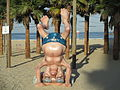 PikiWiki Israel 45054 Sculpture of David Ben Gurion in Tel Aviv beach.JPG