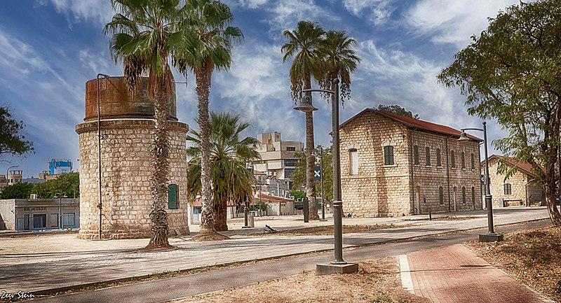תחנת הרכבת ההיסטורית של עפולה