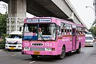 Pink bus in Bangkok.jpg