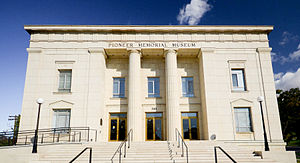 Daughters of Utah Pioneers - Pioneer Memorial Museum, DUP headquarters, Salt Lake City, Utah