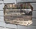 Placa en memoria de Cristina Esparza Martín (20200902 120957).jpg