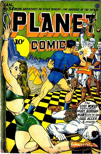 Planet Comics - Image: Planet Comics 34
