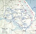 Planned airborne drop zones, D-Day, 6 June 1944.JPG
