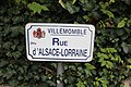 Plaque rue Alsace Lorraine Villemomble 2.jpg