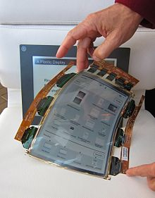 Flexible display - Wikipedia