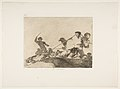 Plate 29 from 'The Disasters of War' (Los Desastres de la Guerra)-- 'He deserved it' (Lo merecia) MET DP817366.jpg