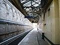 Platform 9, Waverley station - geograph.org.uk - 1763793.jpg