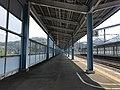 Platform of Shin-Iwakuni Station 5.jpg