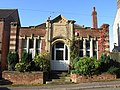 Pleasley - Old Library - geograph.org.uk - 1525705.jpg