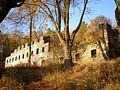 Podhradí castle ruins 2008-10-13.JPG