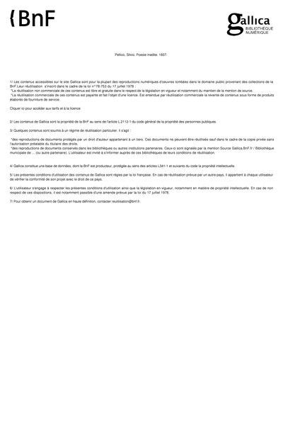 File:Poesie inedite di Silvio Pellico II.djvu