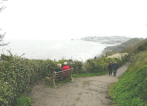 Poets Walk, Clevedon (geograph 2385875)