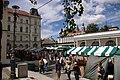 Pogačarjev trg, Ljubljana - pogled iz Dolničarjeve ulice - 2008-08-09.jpg