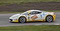 Poker Wallenberg Ferrari 458 Challenge Swedish GT Anderstorp 2012.jpg
