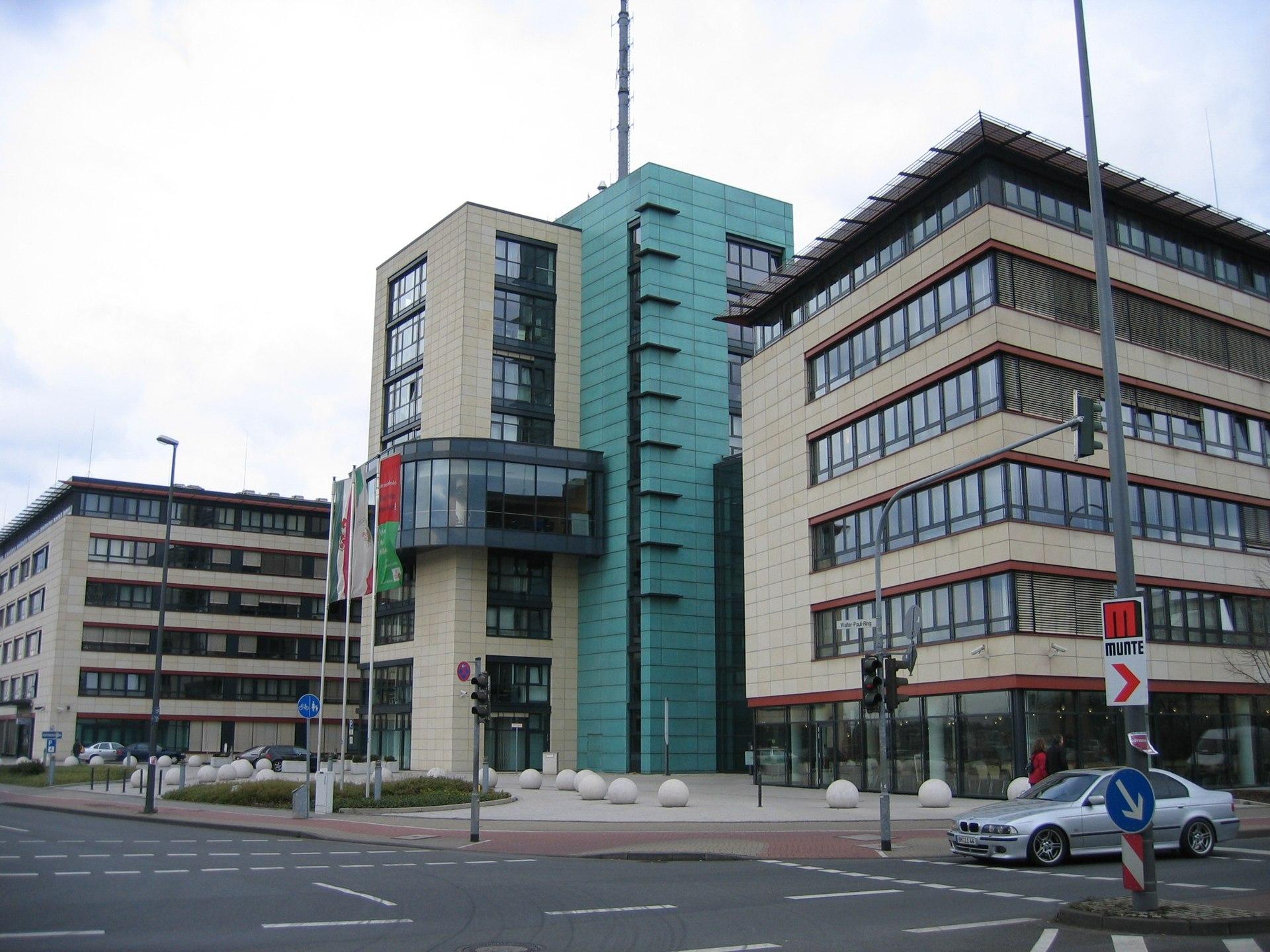 Polizeiwache Köln Deutz