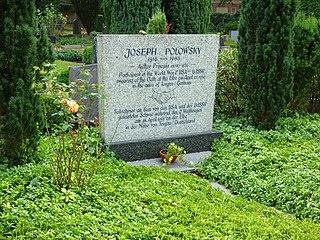 Joseph Polowsky American anti-war activist