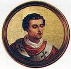 Pope Anastasius III - Image: Pope Anastasius III