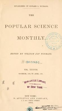 Popular Science Monthly Volume 38.djvu