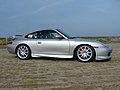 Porsche GT3 at Maasvlakt Beach (9293434321).jpg