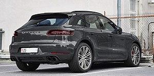 Porsche Macan - Macan GTS