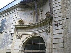 Porterie abbaye crete.JPG