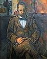 Portrait d'Ambroise Vollard par Paul Cézanne (Centre Pompidou, Paris) (44447417390).jpg