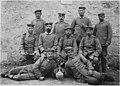 Portrait de groupe de prisonniers de guerre - Volubilis - Médiathèque de l'architecture et du patrimoine - AP62T080583.jpg