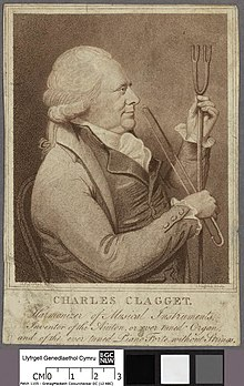 charles clagget wikipedia