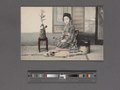Portrait of Japanese young woman, possibly maiko (NYPL Hades-2360209-4044008).tiff