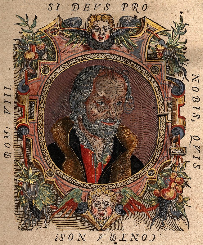 Portrait of Philipp Melanchthon