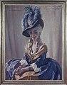 Portret van Fie Carelsen (1890-1975) als Lady Sneerwell RKD – Nederlands Instituut voor Kunstgeschiedenis..jpg