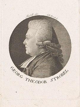 Georg Theodor Strobel