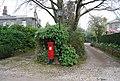 Postbox, Calverley Park - geograph.org.uk - 1264179.jpg