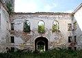 Pottendorf - Schloss, Hof.JPG