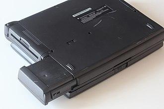 PowerBook 5300 - Image: Powerbook 5300CS IMG 7608