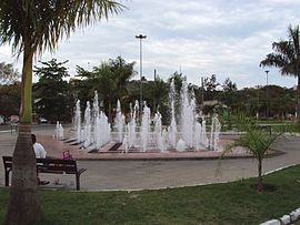 Praça Oscar Cardoso