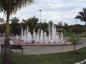 Volta Redonda - Oscar Cardoso square