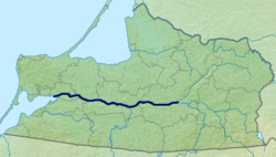 Pregolya River Route.png