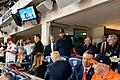 President Trump at the World Series Game (48974966173).jpg