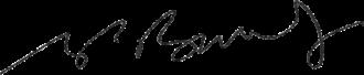 Preston Bryant - Image: Preston Bryant signature