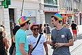 Pride Marseille, July 4, 2015, LGBT parade (19442306982).jpg
