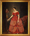 Prilidiano Pueyrredon - Retrato de Manuelita Rosas - Google Art Project.jpg