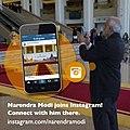 Prime Minister Narendra Modi joins Instagram.jpg