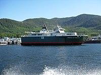 Prince of Wales ferry, Ketchikan.jpg